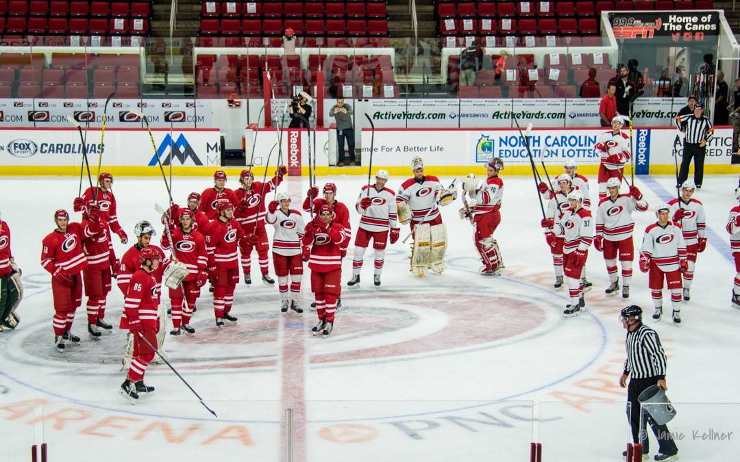 Hurricanes recall Lucas Wallmark from Charlotte Checkers – Quick thoughts