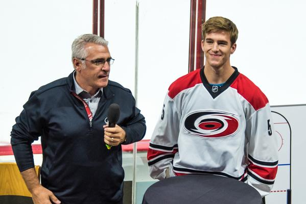 Benchmarks in place for Noah Hanifin and on the upcoming schedule
