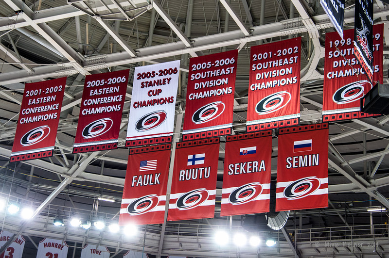 Thursday Coffee Shop: Carolina Hurricanes March Madness #1–The Good Old Days bracket