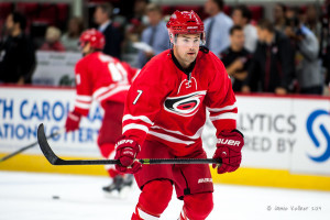 """September 21, 2014. Carolina Hurricanes vs. Columbus Blue Jackets (preseason), PNC Arena, Raleigh, NC. Copyright © 2014 Jamie Kellner. All Rights Reserved."""