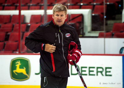 Carolina Hurricanes Coach Bill Peters resigns (Article finally up)