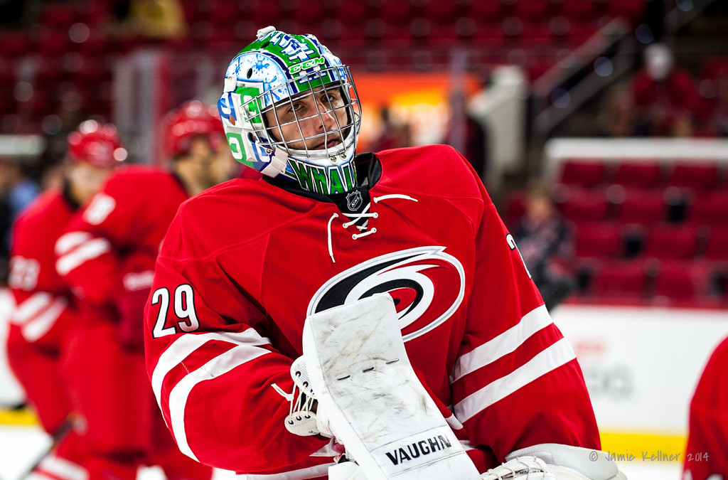 Assessing the Carolina Hurricanes goalie prospects