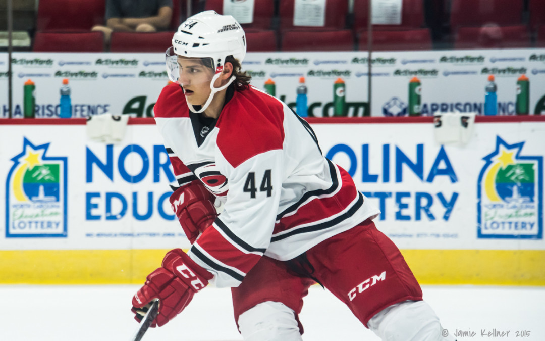 Hurricanes In-Depth: Sebastian Aho Serving Notice to the NHL