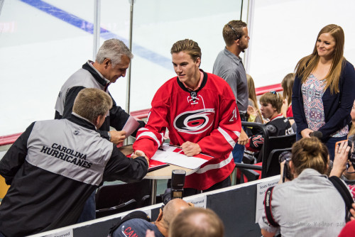'What I'm watching' for Hurricanes prospect camp – The old guys (2016 and prior draftees)