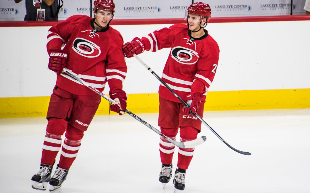 Sunday Canes Chronicle: Thank you Michigan for the Hurricanes hockey appetizer