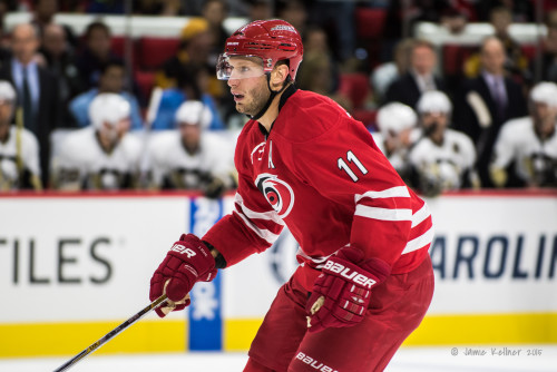 Gm41 Vs. Det: Detroit kryptonite fells Canes 3-1 on Jordan Staal 1,000 game night