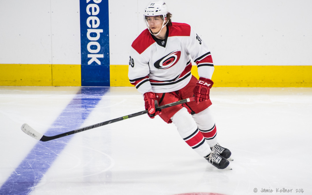 Hurricanes recall Valentin Zykov – Quick thoughts