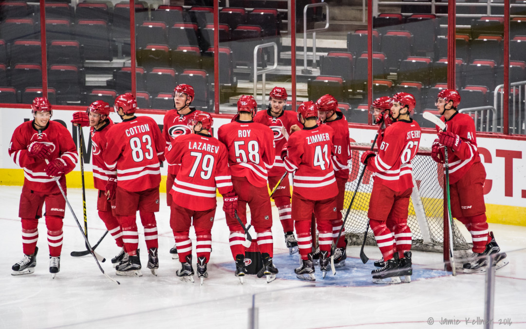 "Menu for ""MIDTERMS"" series — Carolina Hurricanes prospects below the AHL level"