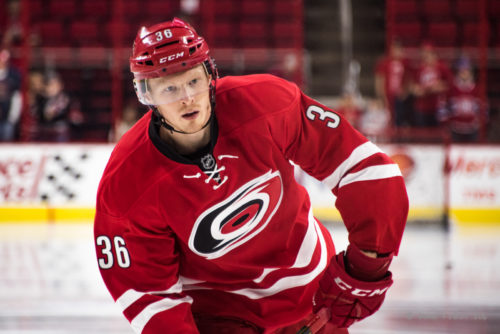 Hurricanes sign Patrick Brown and Jake Chelios to bolster AHL roster and NHL depth