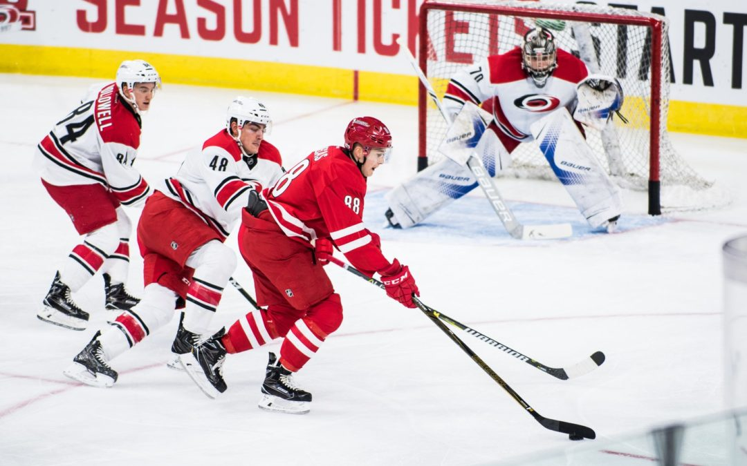 Sunday Canes Chronicle: Hockey is here!