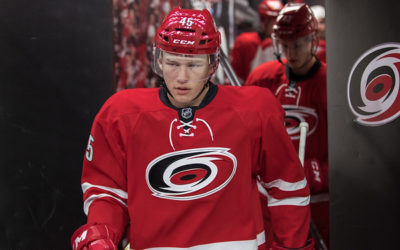 Gm26 Vs. Nas: Canes ride another scoring outburst to seventh straight win, besting Preds 5-1