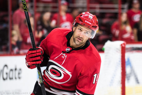 Justin Williams named Carolina Hurricanes captain – A jolt and a bridge
