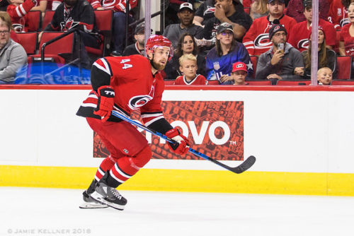 Hurricanes trade Calvin de Haan and Aleksi Saarela to Blackhawks for Anton Forsberg and Gustav Forsling
