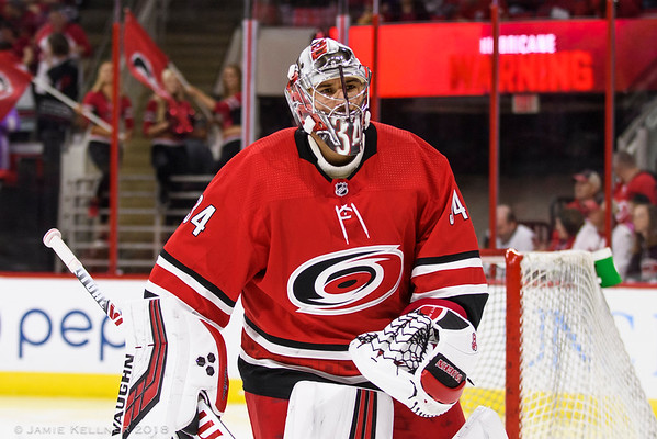 Gm43 @Tam: Canes post impressive effort against NHL's best but fall 2-1 late to Lightning