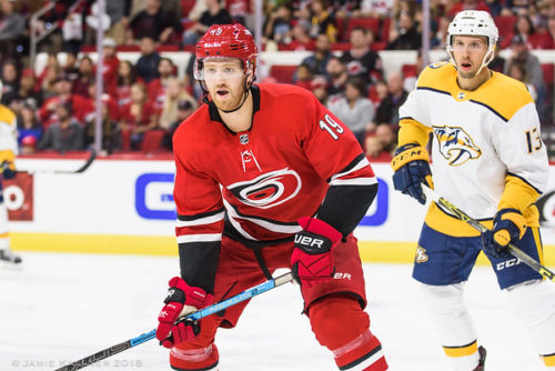 'What I'm Watching' — Gm49 @Cal: Canes face familiar foes in match up versus the Calgary Flames