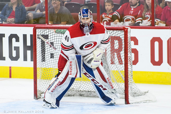 Notes from Carolina Hurricanes prospect camp — Practices #2 and #3 (Thursday)